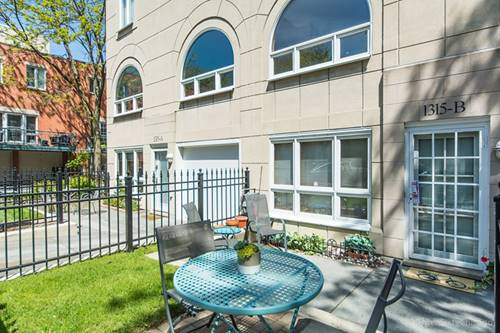1315 S Plymouth Unit B, Chicago, IL 60605 South Loop