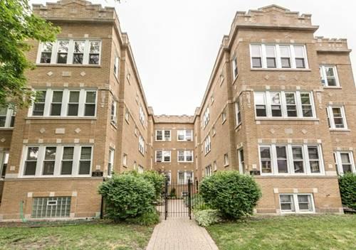 2530 W Argyle Unit 3, Chicago, IL 60625 Lincoln Square