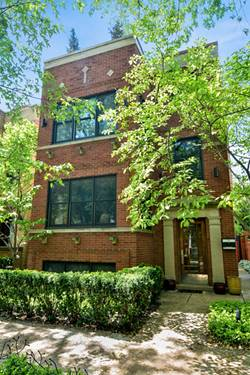 3806 N Bell, Chicago, IL 60618 North Center