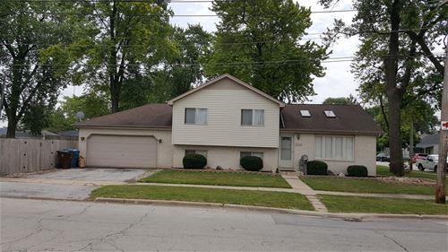 14715 Cleveland, Posen, IL 60469