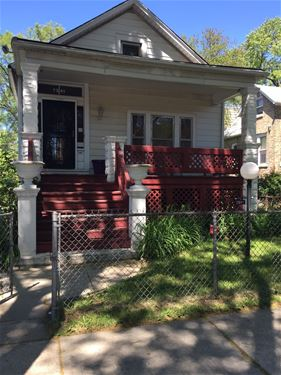 7344 S Champlain, Chicago, IL 60619