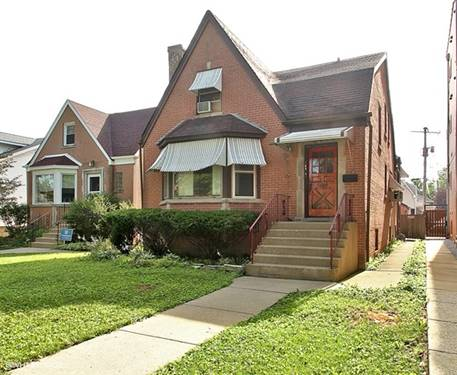5609 N Miltimore, Chicago, IL 60646
