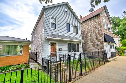 4439 S Honore, Chicago, IL 60609