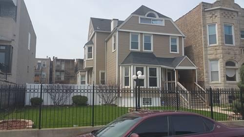 4524 S Forrestville, Chicago, IL 60653