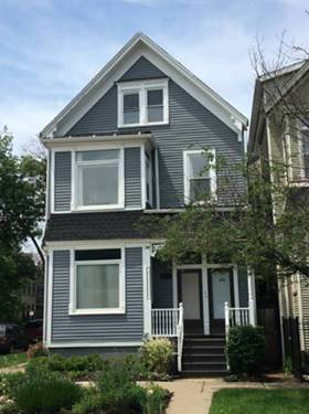 3232 N Lakewood Unit 2, Chicago, IL 60657 Lakeview