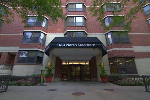 1133 N Dearborn Unit 909, Chicago, IL 60610 Gold Coast