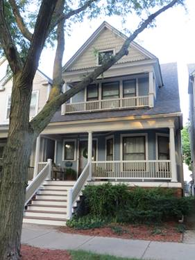 4339 N Greenview, Chicago, IL 60613 Uptown