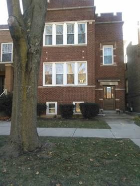 5121 W Cullom Unit 2, Chicago, IL 60641