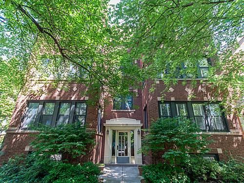 1516 W Byron Unit 2W, Chicago, IL 60613