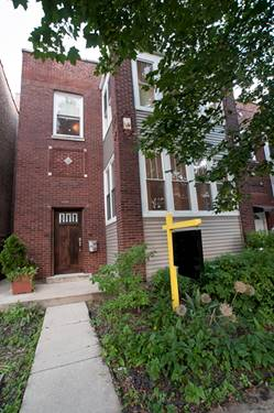 3623 N Whipple, Chicago, IL 60618
