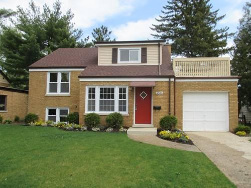 4505 Home, Berwyn, IL 60402