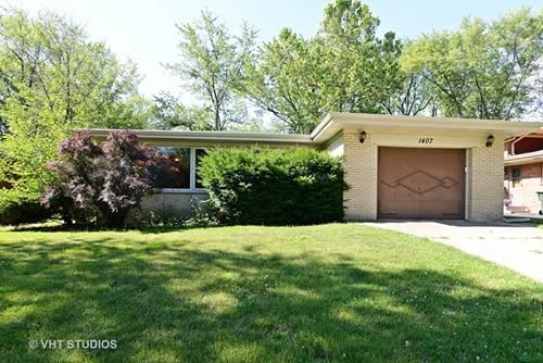 1407 E Lyn, Homewood, IL 60430