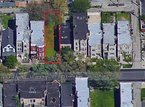 4629 S Evans, Chicago, IL 60653