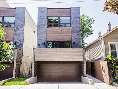2152 N Rockwell, Chicago, IL 60647 Logan Square