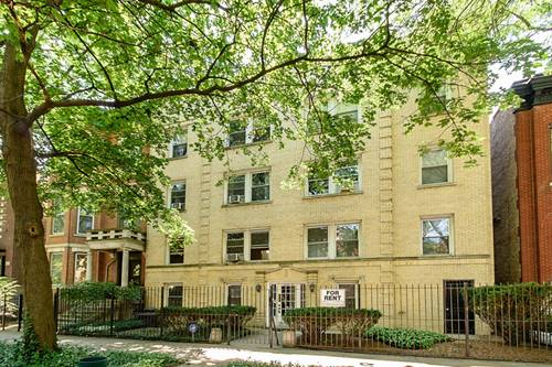 2232 N Bissell Unit 1S, Chicago, IL 60614 West Lincoln Park