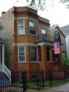 3716 N Marshfield, Chicago, IL 60613 Lakeview