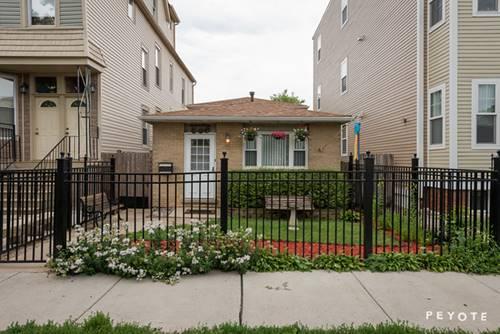 1838 N Spaulding, Chicago, IL 60647
