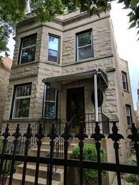 2452 N Drake Unit 1, Chicago, IL 60647 Logan Square