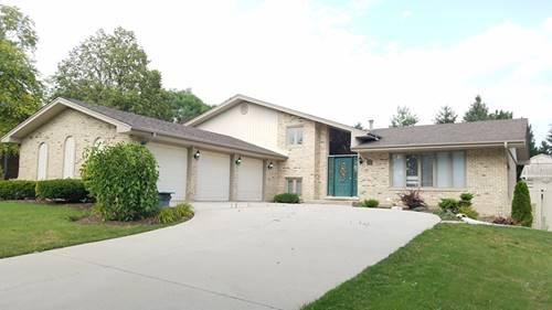 14615 S East Abbott, Homer Glen, IL 60491
