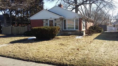 1609 S Cumberland, Park Ridge, IL 60068