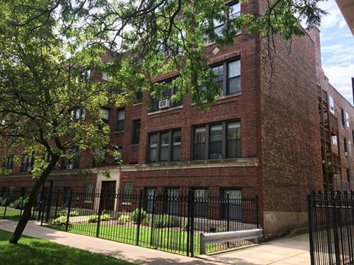5508 N Kenmore Unit G, Chicago, IL 60640 Edgewater