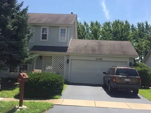 21509 W Georgetown, Plainfield, IL 60544