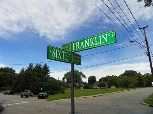 Lot 521 Franklin, Geneva, IL 60134