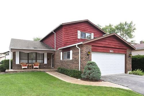 963 Chatham, Elmhurst, IL 60126