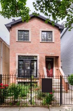 3312 N Claremont, Chicago, IL 60618 Roscoe Village