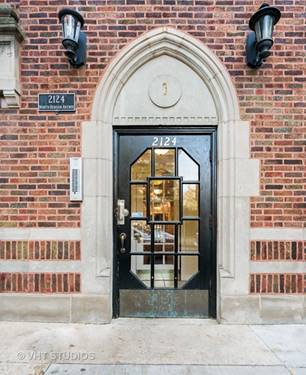 2124 N Hudson Unit 102, Chicago, IL 60614 Lincoln Park
