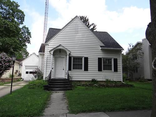 416 W Jefferson, Morris, IL 60450