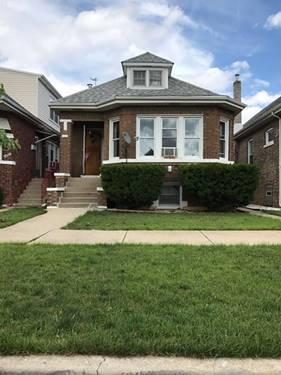 4447 S Trumbull, Chicago, IL 60632