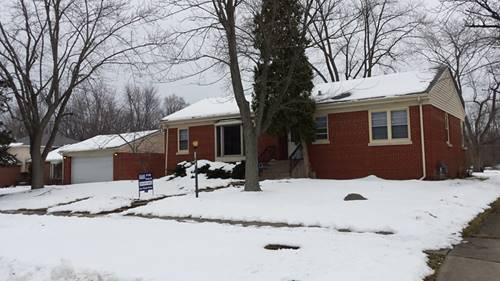 22447 Millard, Richton Park, IL 60471