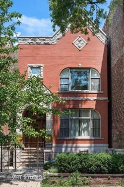 1906 W Cortland, Chicago, IL 60622 Bucktown