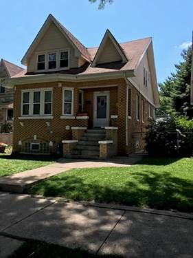 3540 N Pioneer, Chicago, IL 60634