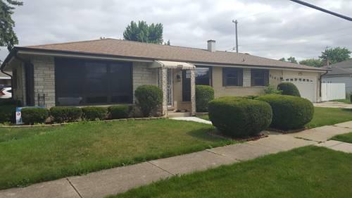 8141 Odell, Bridgeview, IL 60455