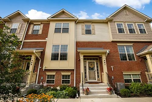 467 Kenilworth Unit 467, Glen Ellyn, IL 60137