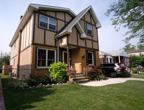 7441 W Carmen, Harwood Heights, IL 60706