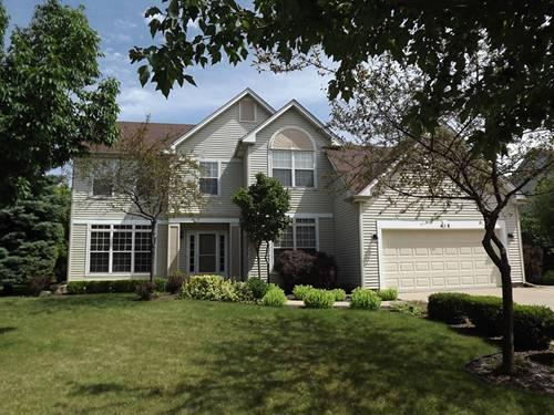 418 Stonewater, Oswego, IL 60543
