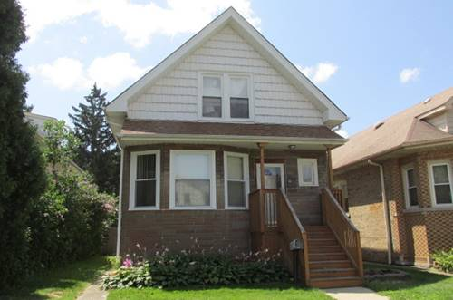 5713 W Patterson, Chicago, IL 60634