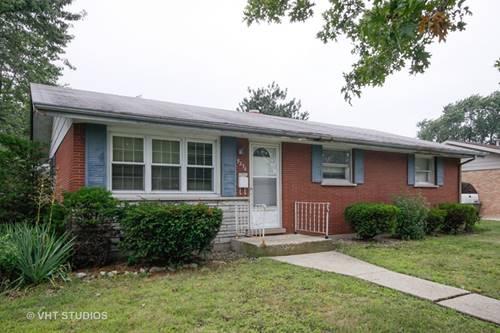 9236 Orchard, Bridgeview, IL 60455