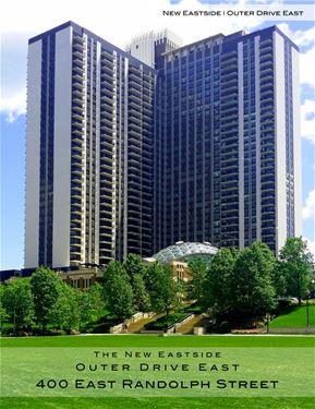 400 E Randolph Unit 3314, Chicago, IL 60601 New Eastside