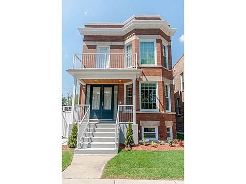 1738 W Farragut, Chicago, IL 60640 Andersonville