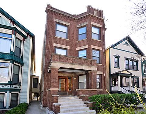 3119 N Racine Unit 3, Chicago, IL 60657 Lakeview