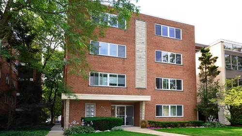 2722 Central Unit 3S, Evanston, IL 60201