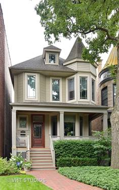 4155 N Greenview, Chicago, IL 60613 Uptown