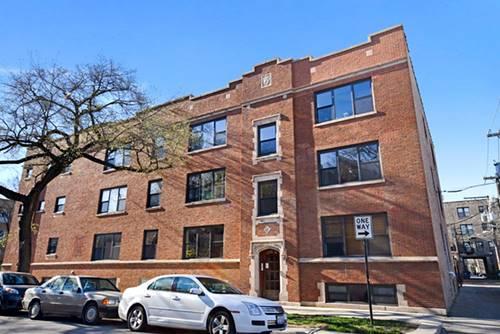 1520 W Winona Unit 1, Chicago, IL 60640 Andersonville