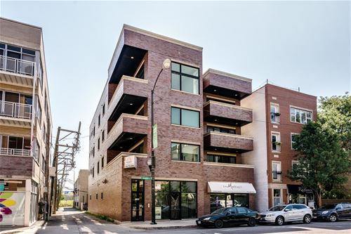 2143 N Damen Unit 201, Chicago, IL 60647 Bucktown