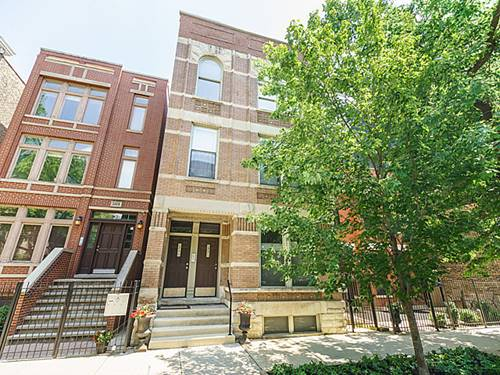 1317 N Wicker Park Unit 3F, Chicago, IL 60622