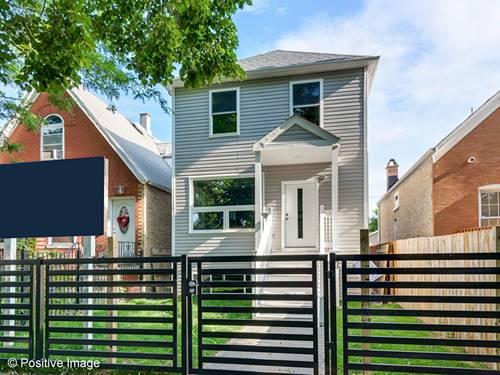 3447 W Hirsch, Chicago, IL 60651
